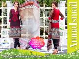 Embroidered Summer Lawn Dresses By Amna Ismail 2016 8