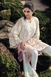 Maria B Summer Lawn Dresses Vol-1 2016 Collection 28
