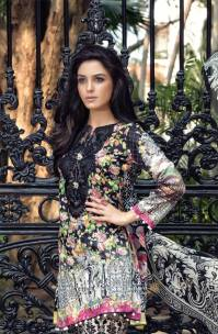 Maria B Summer Lawn Dresses Vol-1 2016 Collection 4