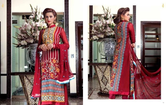 Royal Chiffon Wijdan Collection By Salam Textiles 2016 16