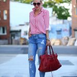 Striped Shirt Trend To Pull Off This Summer Season 14