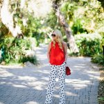 Colorful Polka Dots Summer Outfits Women Should See 4