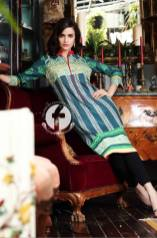 Embroidered Kurti Summer Collection By Firdous Fashion 2016 6