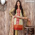 Gul Ahmed Chiffon Summer Collection Vol-2 2016 7