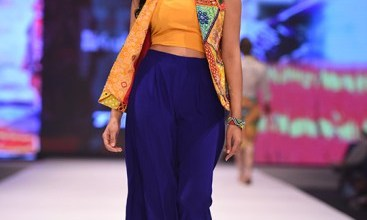 Gul Ahmed Summer Modern Fancy Dresses At FPW 16