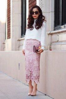 Long Pencil Skirt Summer Women Clothing Trend
