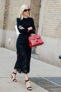 Long Pencil Skirt Summer Women Clothing Trend 10