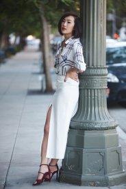 Long Pencil Skirt Summer Women Clothing Trend 2
