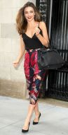 Long Pencil Skirt Summer Women Clothing Trend 3