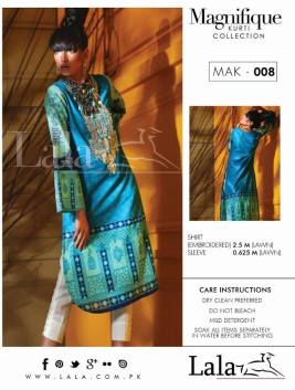 Magnifique Summer Kurti Collection By Lala 2016 8