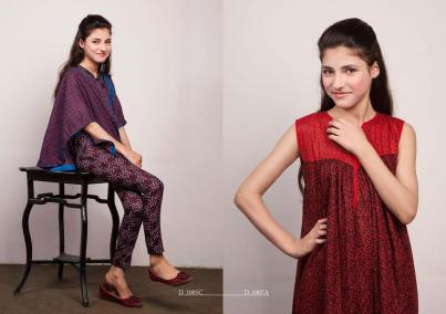 Sidra Fancy Teen Lawn Dresses Collection By Sitara 2016 10