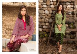 Sidra Fancy Teen Lawn Dresses Collection By Sitara 2016 5