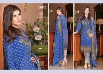 Summer Casual Designer Lawn By Jubilee Textiles 2016 16