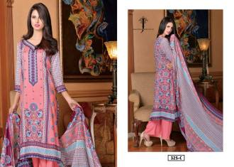 Summer Casual Designer Lawn By Jubilee Textiles 2016 27
