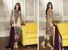 Swiss Lawn Party Wear Dresses Nation By Riaz Arts 2016 9