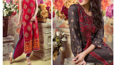 Feminine Embroidered Lawn Collection By Shariq Textiles 2016