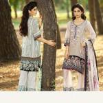 Firdous Lawn Eid Collection Printed Dresses 2016 7