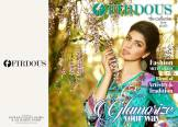 Firdous Lawn Eid Collection Printed Dresses 2016