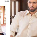 Gul Ahmed Men Eid Shalwar Kameez Collection 2016 3