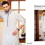 Gul Ahmed Men Eid Shalwar Kameez Collection 2016 9