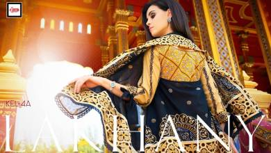 Komal Lawn Fancy Dresses