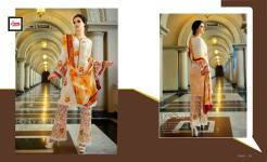 Komal Lawn Fancy Dresses By LSM Fabrics 2016 15
