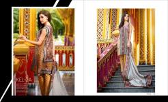 Komal Lawn Fancy Dresses By LSM Fabrics 2016 7