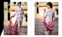 Komal Lawn Fancy Dresses By LSM Fabrics 2016 9