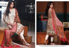 Limelight Unstitched Lawn Dresses For Summer 2016 12
