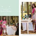 Limelight Unstitched Lawn Dresses For Summer 2016 2