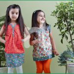 Nishat Linen Kids Eid Wear Summer 2016