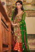 Palwasha Fabrics Eid Dresses Evening Wear 2016 15