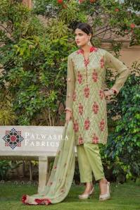Palwasha Fabrics Eid Dresses Evening Wear 2016 16