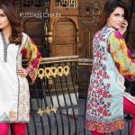 Printed Embroidered 2 Piece Lawn Collection 2016 13