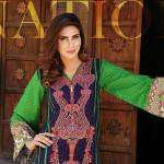 Printed Embroidered 2 Piece Lawn Collection 2016 2