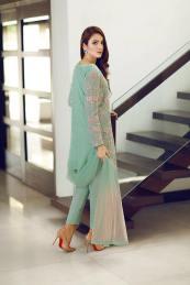 Riffat And Sana Eid Party Wear Dresses Summer 2016 11