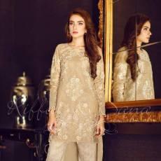 Riffat And Sana Eid Party Wear Dresses Summer 2016 2