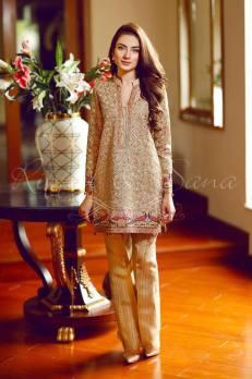 Riffat And Sana Eid Party Wear Dresses Summer 2016 7