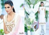 Zaheer Abbas Eid Fancy Dresses Summer 2016 3