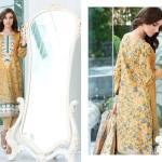 Al Zohaib Mahnoor Eid Lawn Fancy Dresses 2016 13