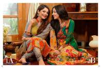 Ayesha Zara Eid Lawn Festive Dresses