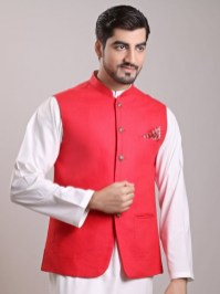 Edenrobe Eid Mens Waistcoat Collection