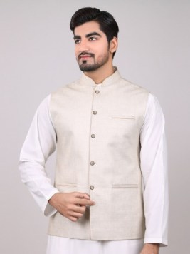 Edenrobe Eid Mens Waistcoat Collection 2016 5