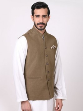 Edenrobe Eid Mens Waistcoat Collection 2016 7