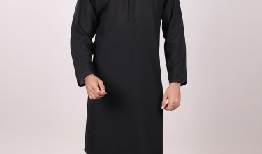 Edenrobe Men Eid Kurta Designs Summer 2016