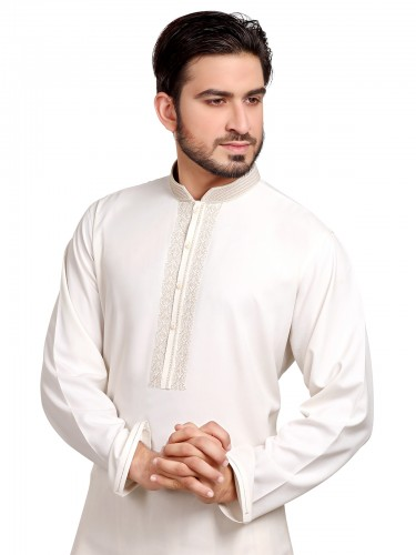 Edenrobe Men Eid Kurta Designs Summer 2016 8