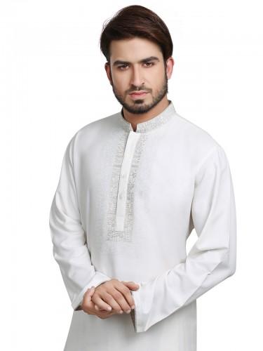 Edenrobe Men Eid Kurta Designs Summer 2016 9