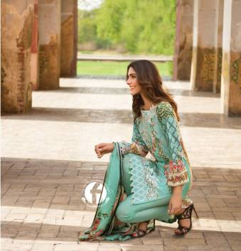 Excelencia Eid Festive Collection By Firdous Cloth Mills 2016 13