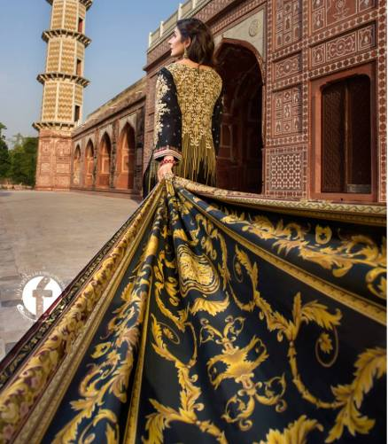 Excelencia Eid Festive Collection By Firdous Cloth Mills 2016 5