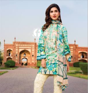 Excelencia Eid Festive Collection By Firdous Cloth Mills 2016 7